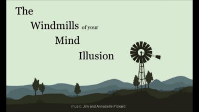 あなたの心の風車(The Windmills of your Mind)